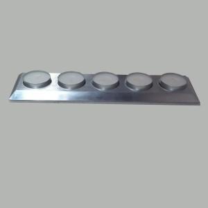 Platte 5fach