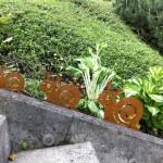 Gartendekoration Schnecke