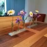 Blumenvase 3fach